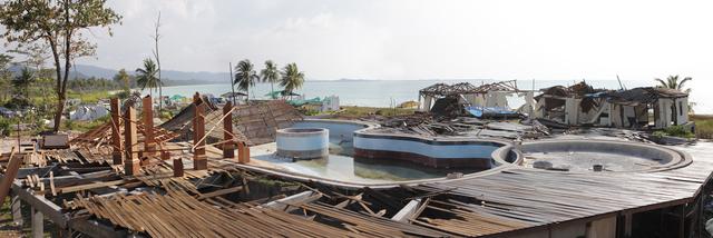 , 'Beach Panorama,' 2011, Kunstraum LLC