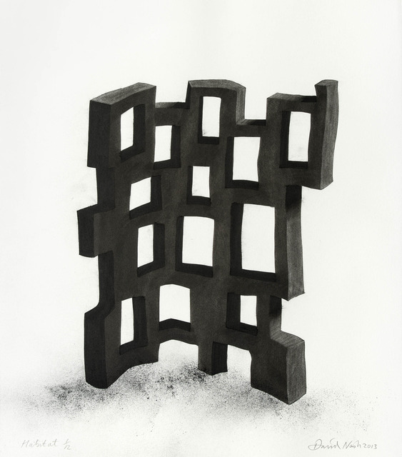 , 'Habitat,' 2013, Alan Cristea Gallery