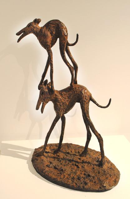 , 'Shadow Dogs, Maquette,' 2015, Waterhouse & Dodd