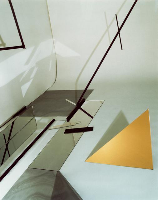 , 'Construct VI-C,' 1981, Kadel Willborn