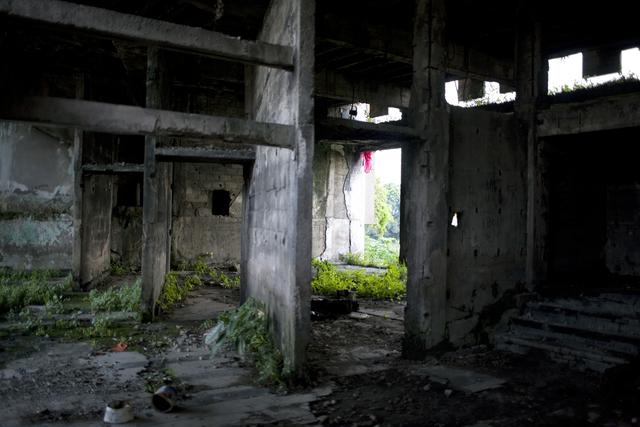 , 'Phantoms of the Congo river (011),' 2011-2012, Galerie Galea