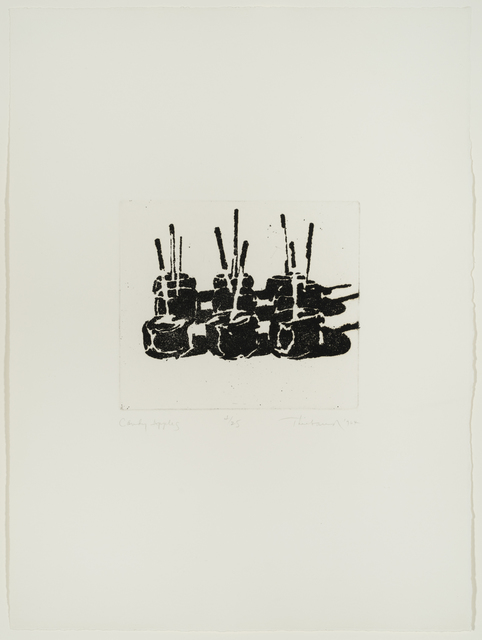 , 'Candy Apples (or Nine Candied Apples),' 1964, Allan Stone Projects