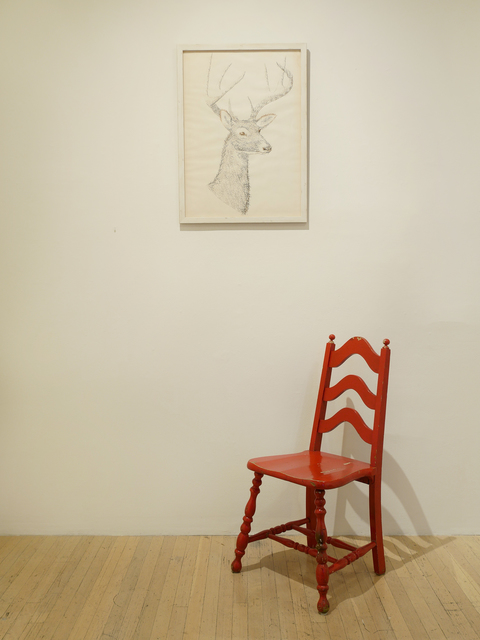 , 'Chair,' 1981, Anglim Gilbert Gallery