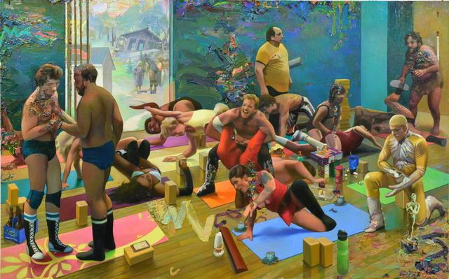 , 'Mystery Spot,' 2017, Amos Eno Gallery