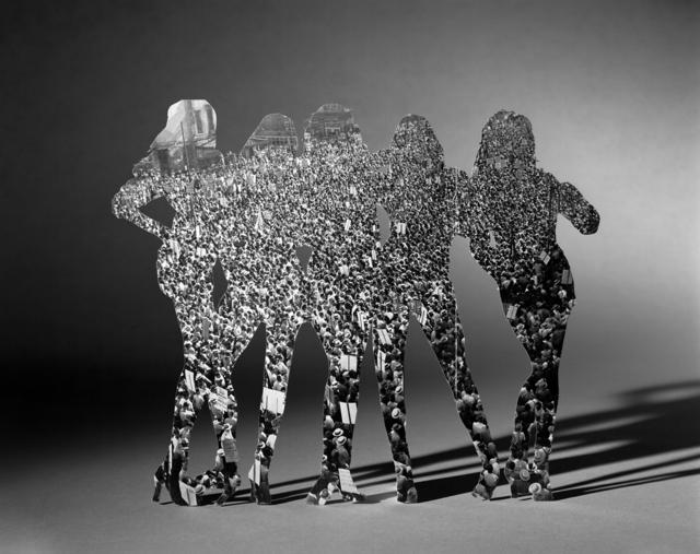 , 'Stance,' 2019, Jessica Silverman Gallery
