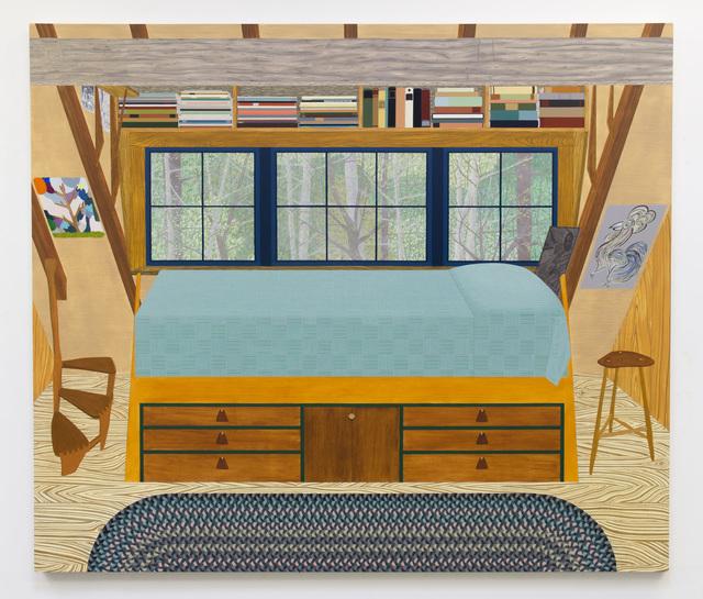 , 'Wharton Esherick Bedroom,' 2018, Fleisher/Ollman
