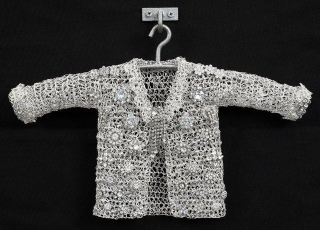 , 'Memory Coat: Sparkle Love,' 2015, Jean Albano Gallery