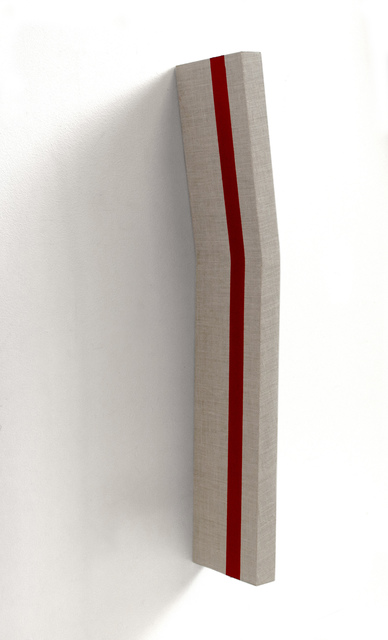 , 'The Long Red Line (series),' , Bentley Gallery
