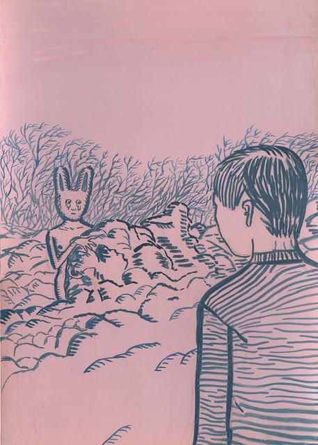 , 'Untitled [Rabbit],' 2012, LETO