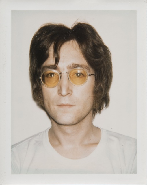 Andy Warhol, 'Andy Warhol, Polaroid Portrait of John Lennon circa 1971', ca. 1971, Hedges Projects