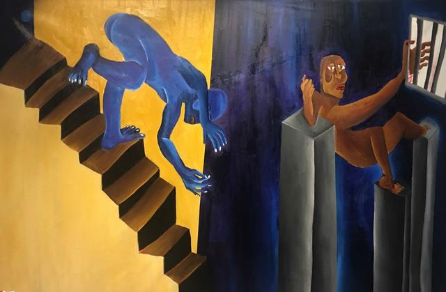 , 'Steps of Life,' 2019, Tanya Baxter Contemporary
