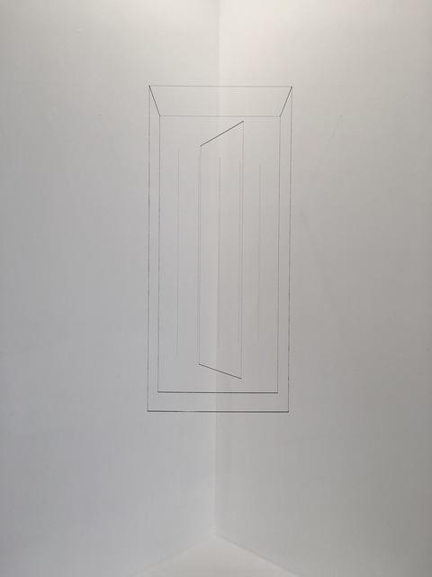 , 'Line Sculpture (cuboid) #22,' 2018, Sabrina Amrani