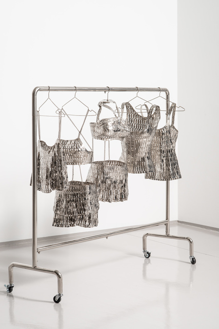 Tayeba Begum Lipi, 'The Rack I Remember', 2019, Sundaram Tagore Gallery
