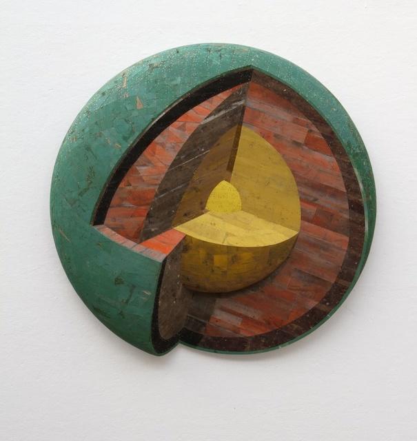 , 'Veneer Theory,' 2014, Galerie Ron Mandos