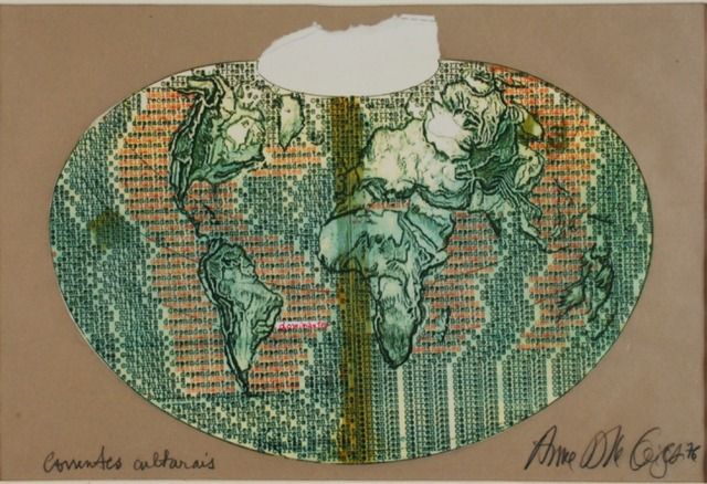 , 'Correntes Culturais,' 1976, Henrique Faria Fine Art