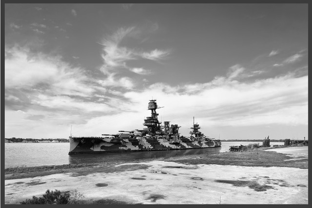 , 'USS Texas (Measure 12-modified),' 2012, Galleri Tom Christoffersen