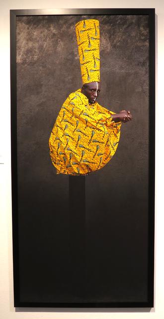 , 'Munadil Yellow,' 2014, Magnan Metz Gallery