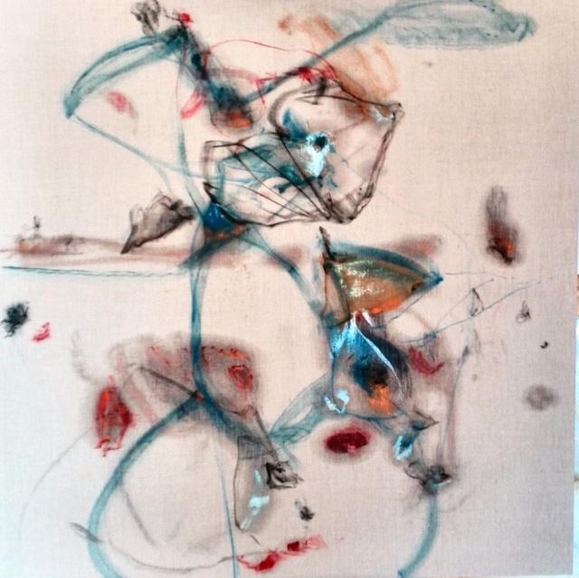 , 'Sudoración del hombre elefante,' 2014, Miguel Marcos