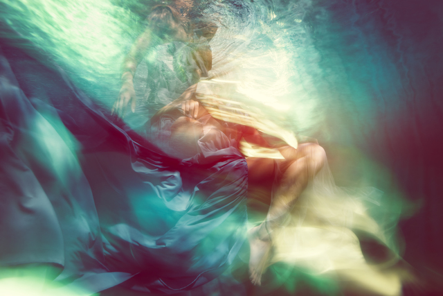 ", 'Immerse ""Underwater Photography"",' 2013, Wide Painting"