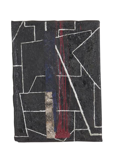 João Paulo Feliciano, 'Untitled', 1986, Mixed Media, Mixed media on canvas, Veritas