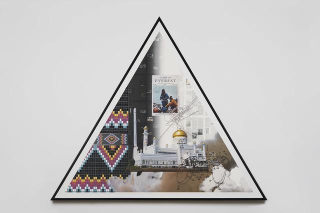 Tavares Strachan, 'Colour Supplement', 2019, MARUANI MERCIER GALLERY