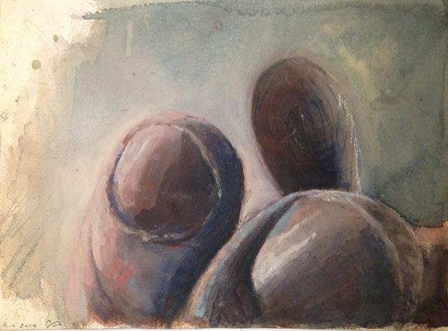 , 'Hand,' 2014, Crane Kalman Gallery