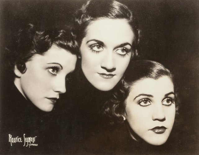 Maurice Seymour, 'Three Faces', circa 1930s, Heritage Auctions
