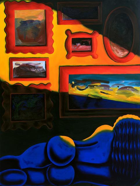 , 'Night Museum,' 2016, Moskowitz Bayse