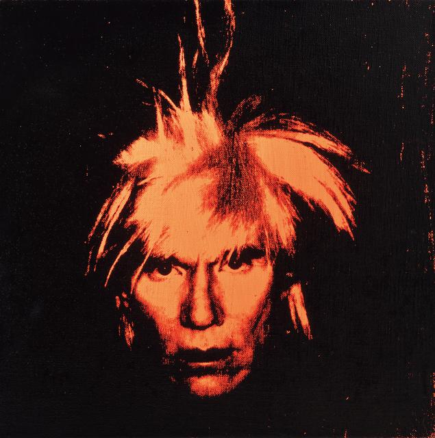 Andy Warhol, 'Self Portrait', 1986, SA+