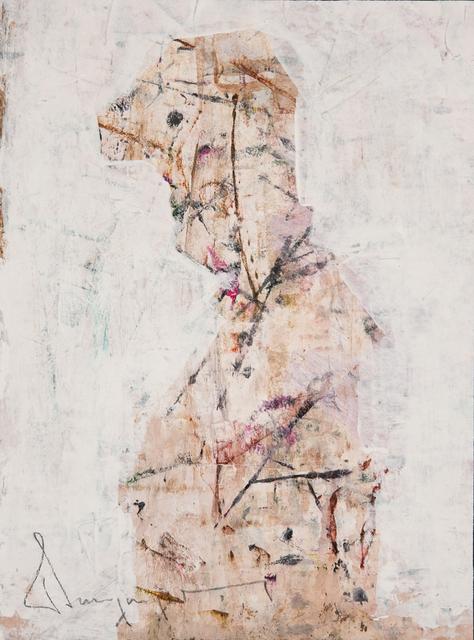 Paul-Henri Bourguignon, 'Male Profile', Eisele Fine Art
