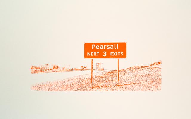 , 'Pearsall,' 2014, Ruiz-Healy Art