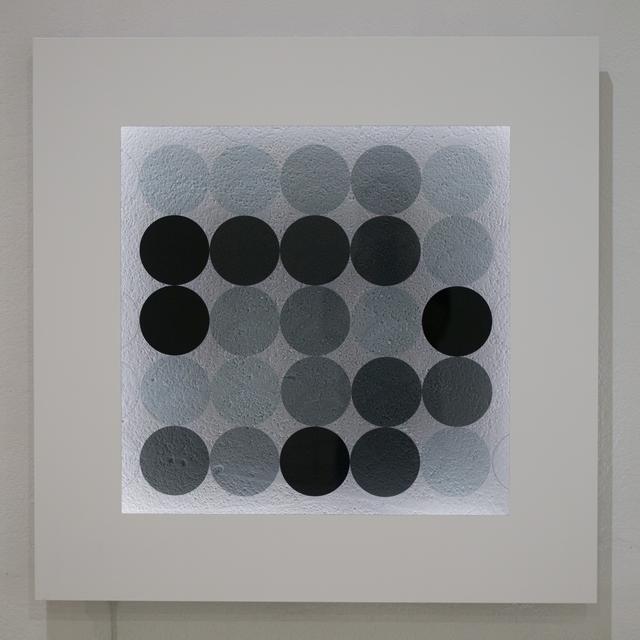 , '5 x 5 kreise,' 2016, Edition & Galerie Hoffmann