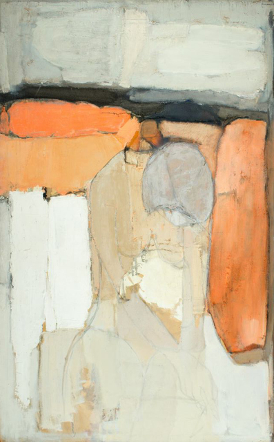 , 'Girl,' ca. 1955, Caldwell Gallery Hudson