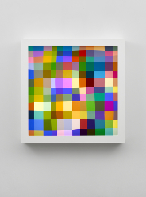 , 'Color Test (144) ,' 2016, Galerie Maximillian