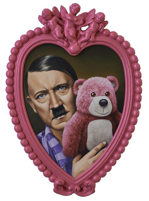 , 'Hitler's Heart ,' 2016, Spoke Art