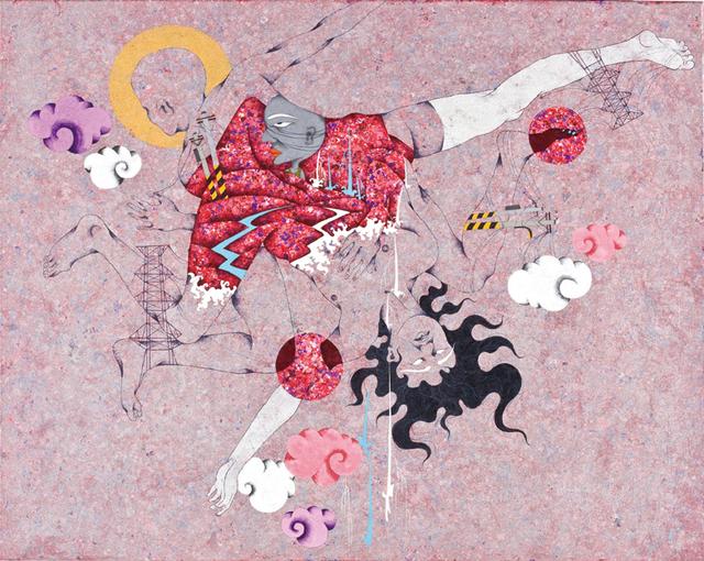 , 'Chaos Gemini,' 2012, Aki Gallery