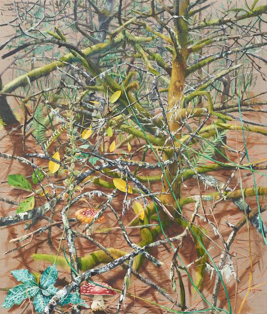 Chris Russell (American, BORN 1983), 'Interwoven', 2019, Eleanor Harwood Gallery