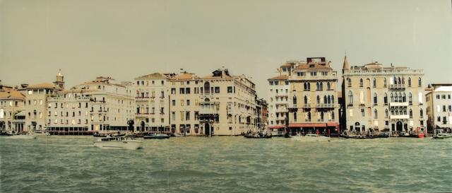 , 'Venice II,' 2018, parts gallery