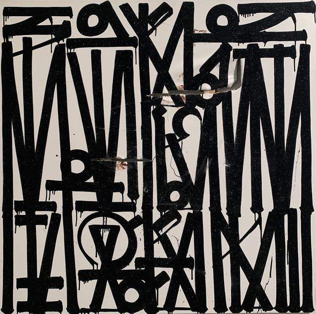 RETNA, 'Circles and Arches', 2016, HG Contemporary