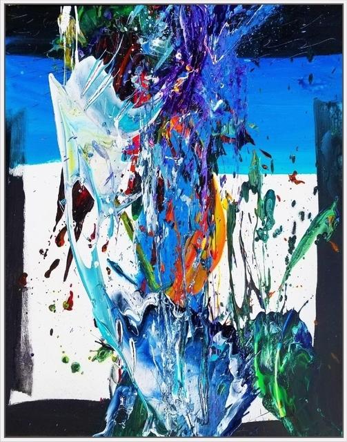 , 'Splash of Colour II #92,' 2018, Peter Triantos Galleries