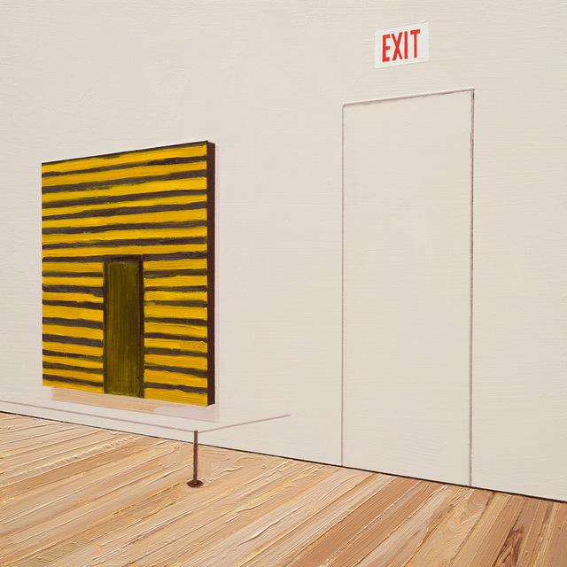 , 'Study (Stella),' 2017, David B. Smith Gallery
