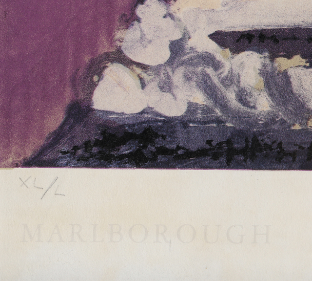 Pablo Picasso, 'Marlborough: Galerie d'Art, Roma', 1969, Posters, Lithograph, RoGallery