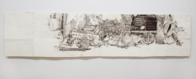 , 'My Desk (Ballpoint),' 2009, Pierogi