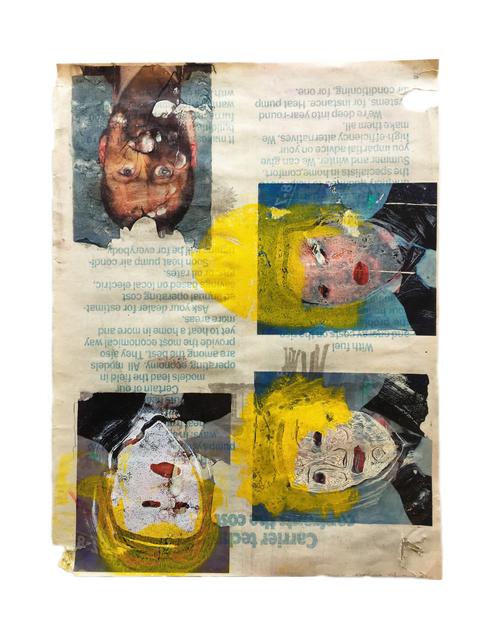 , 'Escapism (test),' 2017, Miller Gallery