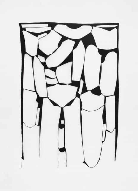 , 'Rien ne tombe ,' 2016, Galerie Laurence Bernard