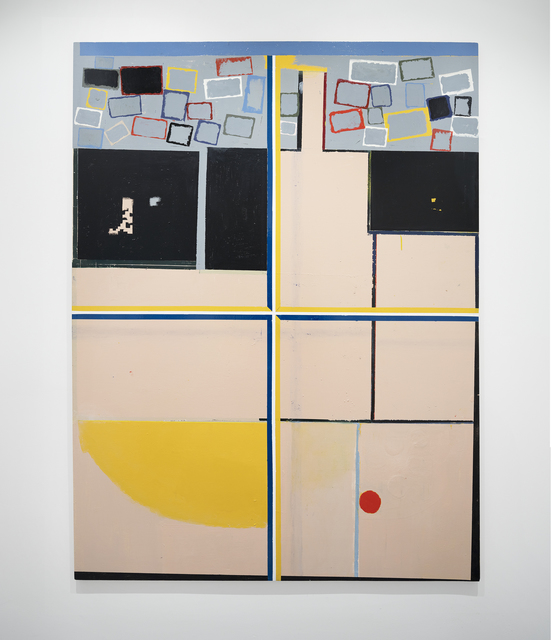 , 'Adieu Plongée,' 2017, V1 Gallery