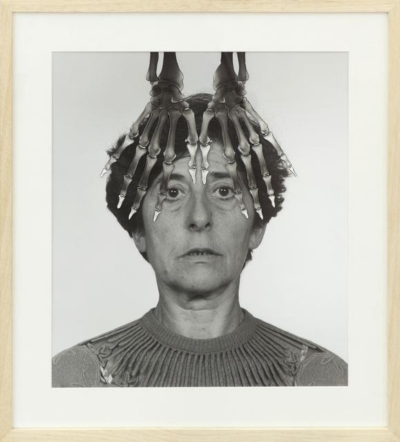 , 'L'Artiste et la Mort (La Artista y la Muerte),' 1996, Travesia Cuatro
