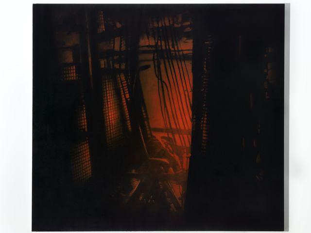 , 'INES6,' 2012, Galerie Nikolaus Ruzicska