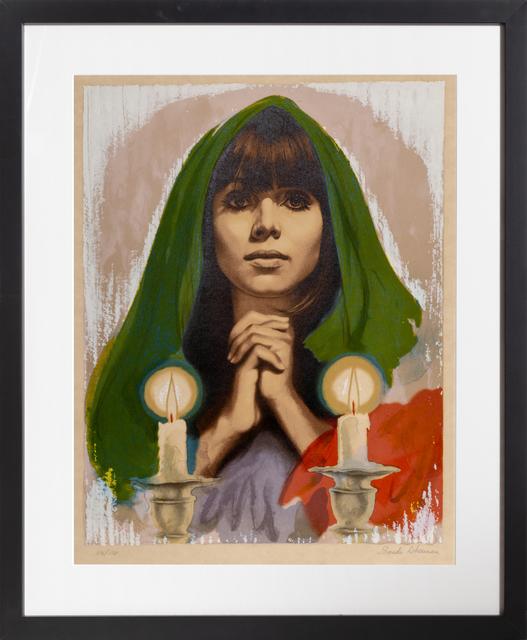 Sandu Liberman, 'Shabbas Candles', ca. 1970, RoGallery