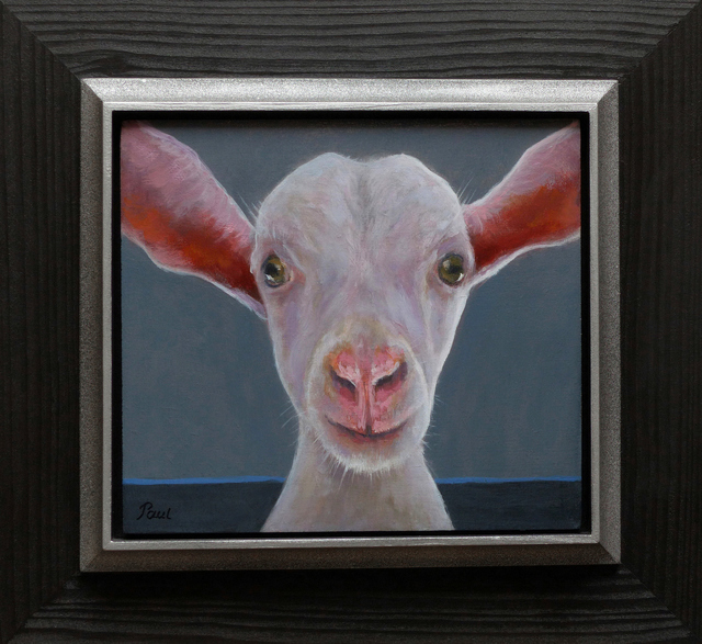 , 'Goat,' 2018, Smelik & Stokking Galleries